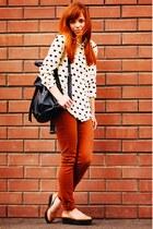 Sheinside shirt - H&M pants