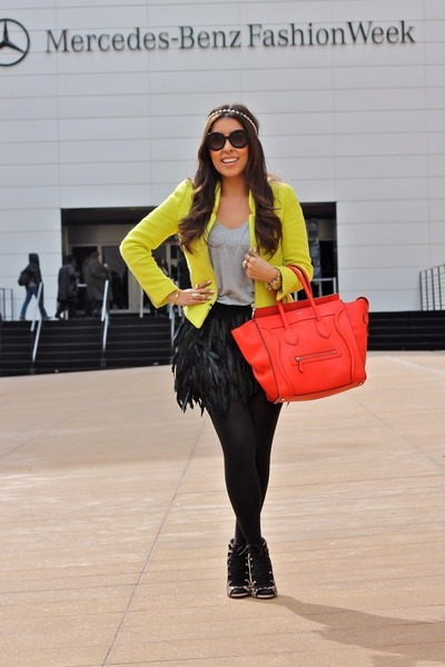 celine phantom purse price - Romwe Skirts, Zara Shoes, Zara Blazers, Forever 21 Tights, Celine ...