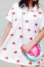 Modcloth-shoes-watermelon-choies-dress-ali-express-purse