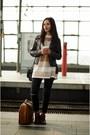 Diy-zara-jeans-vintage-bag