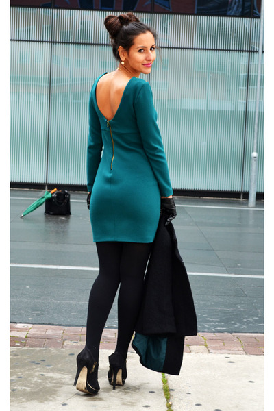 Zara dress - asos heels