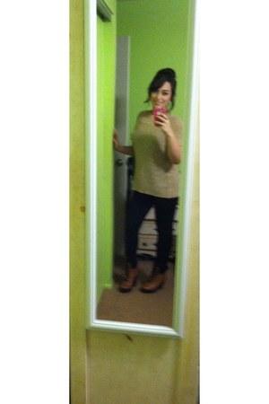 tan my style Papua blouse