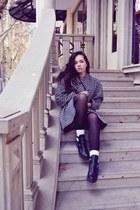 coat - Zara boots