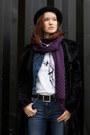 Black-second-hand-coat-blue-levis-jeans-black-h-m-hat-blue-levis-jacket
