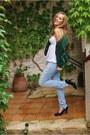 Zara-jeans-only-blazer