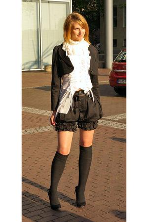 Black Peace Now blouse - Black Peace Now blazer - Black Peace Now pants