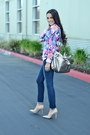 Navy-cuffed-j-brand-jeans-amethyst-floral-forever-21-sweater