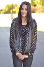 Heather-gray-fur-forever-21-vest-black-jessica-simpson-boots