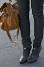 Black-leather-bootie-jessica-simpson-boots-black-guess-coat