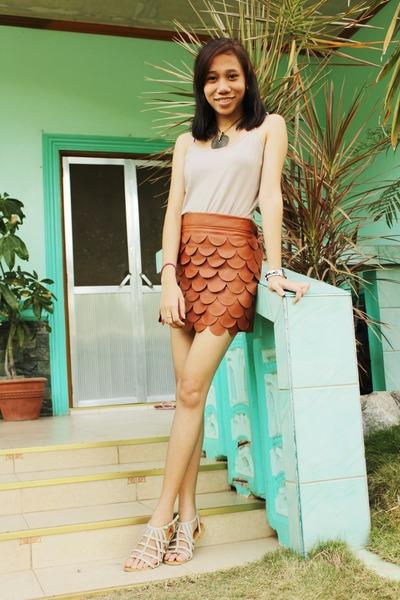 Trunkshow skirt