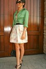 Alice-mccall-dress-gap-shirt-chanel-purse-brian-atwood-heels