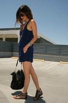 Rebecca Taylor purse - Karina Grimaldi jumper - sam edelman sandals - Gucci watc