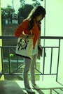 Red-thrift-store-in-kelantan-jacket-green-jay-jays-t-shirt-gray-zara-trf-jea