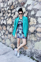 periwinkle sneakers nike sneakers - green bodycon Biography dress