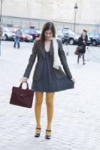 black Chloe heels