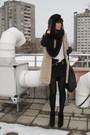 Beige-zara-vest-black-slaveia-alova-skirt-white-h-m-top-black-american-app