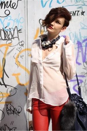 ivory H&M Trend shirt