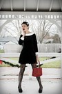 Black-velvet-dress-dress-black-tights-brick-red-red-plain-bag-bag