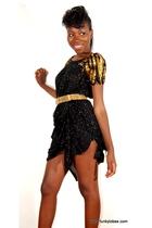 Funky Lobes dress