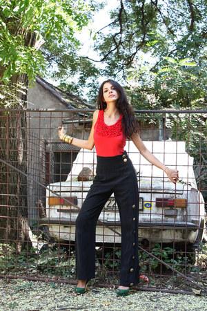 Cernei bodysuit - high waist Cernei pants