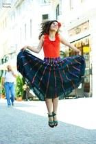 maxi skirt Cernei skirt - Cernei bodysuit