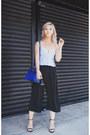 Black-stuart-weitzman-heels-black-asoscom-pants