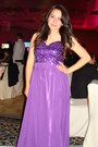 Purple-diy-dress