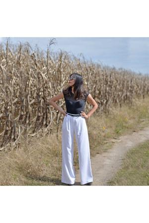 spandex American Apparel bodysuit