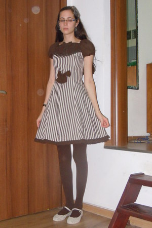 dark brown Innocent World dress