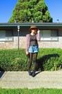 Vintage-gap-denim-shorts