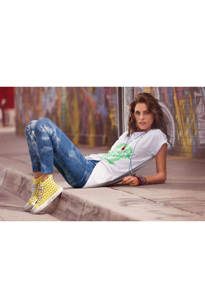 Calzedonia jeans - Calzedonia shirt
