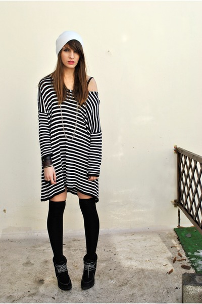 asos shoes - Takko accessories - Zara blouse
