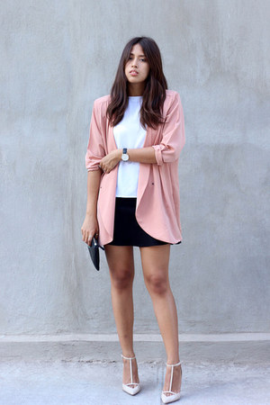 Pink Blazer How To Wear And Where To Buy Chictopia