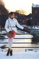 white ermanno scervinno jacket
