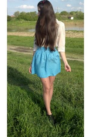 Bershka blouse - Atmosphere shirt