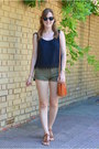 Tawny-pia-sassi-bag-army-green-pull-bear-shorts-brown-mr-boho-sunglasses