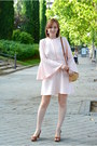 Pink-zaful-dress-camel-primark-bag-bronze-chiara-future-heels