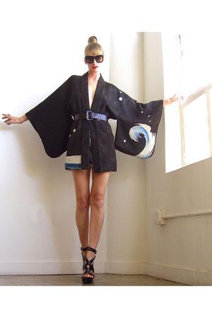 black Girl On A Vine cardigan