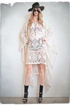 ivory Girl On A Vine dress