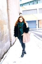 Zara jacket - Zara pants