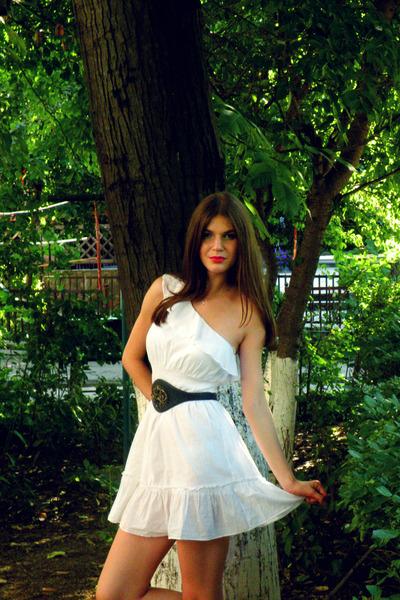 white dresses black belts quot meet you halfway quot by