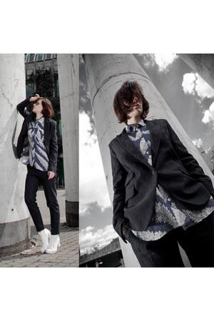 silk paul & joe jacket