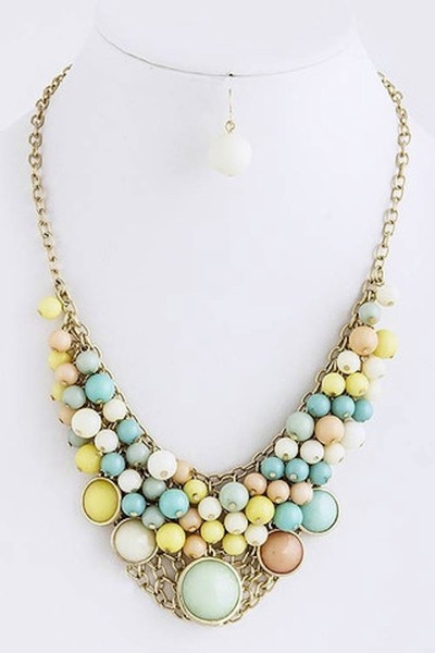 Fashion Beyond necklace