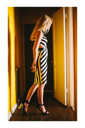 ring - dress - bracelet - bracelet - bracelet - heels
