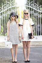 Halogen bag - loeffler randall bag - asos dress - asos dress - zeroUV sunglasses