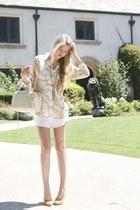 Rebecca Minkoff bag - Alice  Olivia shorts - Sergio Rossi heels