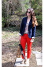 Kate-spade-shoes-jcrew-blazer-zara-bag-zara-t-shirt-gap-pants