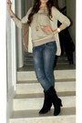 Koton-shoes-ltb-jeans-mango-top-koton-cardigan-accessorize-necklace-as