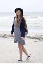 Primark bag - fabric Vans shoes - Primark dress - c&a cardigan
