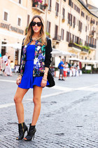 HAUTE AND REBELLIOUS necklace - ankle boots Steve Madden boots